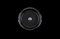 Раковина кругла Giorgio Group Charlotte 400х400х120 мм Black Onyx GG0119B1UA01, КОД: 1536289