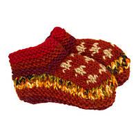Тапочки-носки детские Kathmandu Жанэ S 12-14 Красный 24918, КОД: 1571511