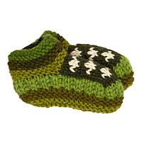 Тапочки носки детские Kathmandu Жанэ М 16-18 Оливковый 24940, КОД: 1571535