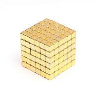Неокуб Neocube 216 кубов Золотистый 185-18423342, КОД: 1578649