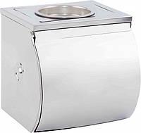 Держатель для туалетной бумаги Potato P300 Хром 5231, КОД: 1499241