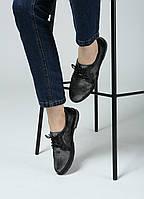 Туфли VM-Villomi vm-am-07ch 41 Черный с графитовым, КОД: 1532849