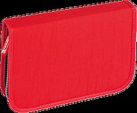 Пенал школьный Brunnen с наполнением Красный 10-49 185 20, КОД: 1576593