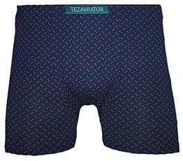 Трусы-шорты Tezavrator 46 Темно-синий МШ   950018 - 46, КОД: 1562922
