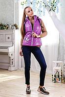 Жилет Favoritti Ж-1121 54 Фиолетовый 1345-174768, КОД: 1577037