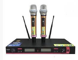 Микрофон DM UG-X10 II Shure Металлик 5075, КОД: 1541553