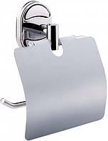 Держатель для туалетной бумаги Potato P2903 Серебристый 5226, КОД: 1499238