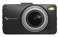 Видеорегистратор Falcon HD54-LCD Черный 400017, КОД: 1473497