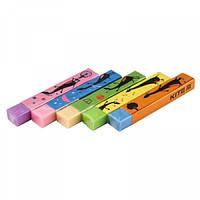 Гумка Kite Puppies кольорова, асорті в обкладинці