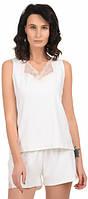 Пижама женская MODENA P062-2 XS Белый, КОД: 1585298