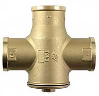 """Трехходовой смесительный клапан для твердотопливных котлов Regulus TSV3 55C - 1"""""""