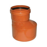 Редукция наружная канализация ПП 160x110 МПЛАСТ