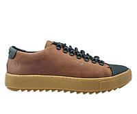 Мужские кеды 11Shoes 43 Коричневый 41-615.630 43, КОД: 1533849