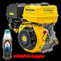 Двигатель бензиновый Sadko GE-390 Pro, фото 1