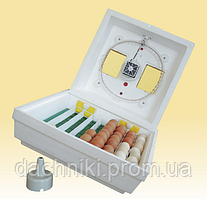 Інкубатор Квочка МІ-30-1-Е на 80 яєць