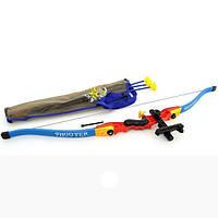 Детский лук со стрелами и лазерным прицелом 777-701 В, фото 1