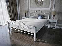 Кровать MELBI Фелиция Вуд Двуспальная 180190 см Белый КМ-003-02-5бел, КОД: 1457320