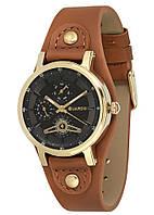 Женские наручные часы Guardo P011265 GBBr Золотистый, КОД: 1548542