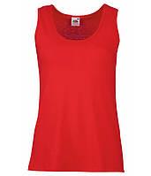 Майка Fruit of the Loom Valueweight XL Красный 061376040XL, КОД: 1573929
