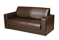 Двухместный диван Премьера Кармен 2 1690х730х790 мм Коричневый huboTqr13562, КОД: 1581555