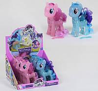Набор Пони My Little Pony с подсветкой и поют песню 6 штук 1-81730, КОД: 1459083