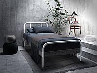 Кровать Tenero Ирис 800х2000 Белый 100000277, КОД: 1555688