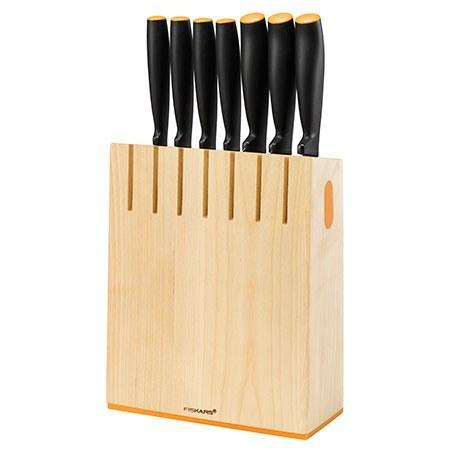 Набор кухонных ножей FISKARS FUNCTIONAL FORM (1018781) 7 шт.