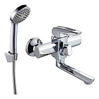 Смеситель для ванны GF CRM S- 09-005BN SD00025845 Хром 5836, КОД: 1521207