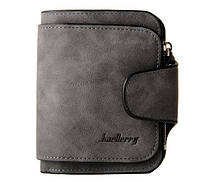 Кошелек Baellerry Forever Mini Dark Grey 5643, КОД: 1541853
