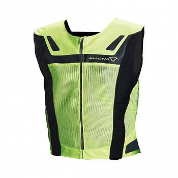 Светоотражающий жилет Macna Reflective vest, Vision4All-S  L-XL