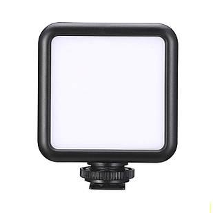 Накамерный свет Ulanzi VL49 LED для фото видеосъемки 5500К (4065-11767)