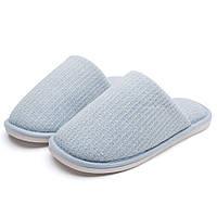 Тапочки домашние мужские Hommy 44 45 Голубые myzl6057blue, КОД: 1382246