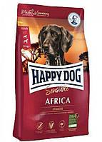 Supreme Sensible Africa 4кг Корм для взрослых собак весом 11 кг +Супер-премиум класс(3547, Happy Dog)