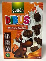 Печенье Gullon Dibus mini cacao 250g