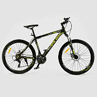 Велосипед CORSO GTR-3000 Черный IG-75885, КОД: 1490986