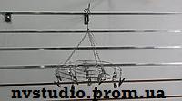Вертушка металлическая круглая