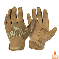 Перчатки Helikon-Tex® All Round Fit Gloves® - Coyote/Adaptive Green, фото 1