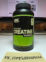 Креатин моногидрат, Optimum Nutrition Creatine Powder 300г