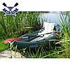 Вкладное дно для надувний байдарки Човен ЛБ-300Н Рибальське надувне широке, фото 10