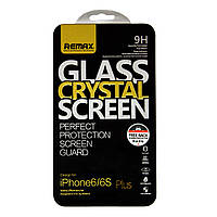 Стекло Remax 0.2mm Alu Ultra-thin Magic Tempered Glass iPhone 6 Plus 350902, КОД: 1493737
