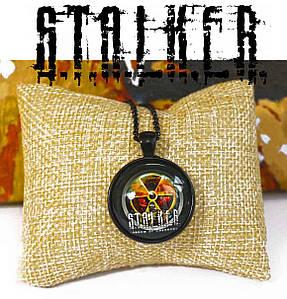 """Кулон """"Лого"""" Сталкер  / S.T.A.L.K.E.R."""