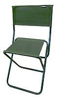 Туристический стул складной Ranger Desna Зеленый RA 4405, КОД: 1576660