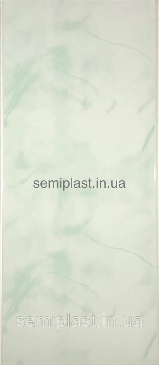 Панель пластиковая ПВХ Оникс Зеленый ON-03 250х6000х8 мм