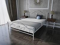 Кровать MELBI Фелиция Двуспальная 160200 см Белый КМ-004-02-4бел, КОД: 1457209