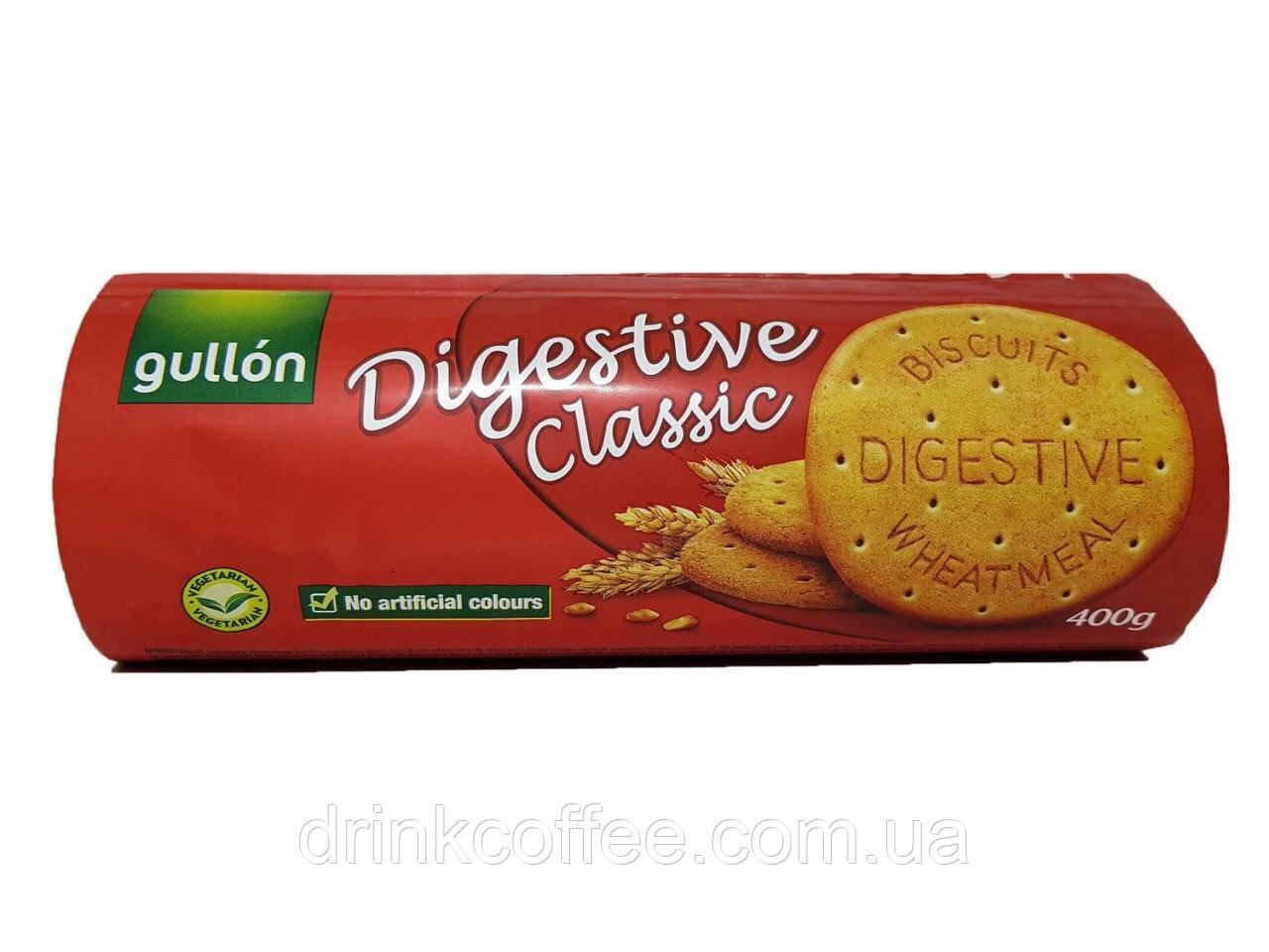 Печиво GULLON Digestive Classic Іспанія 400g