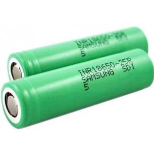 Аккумулятор Samsung 18650 4.2V 2000 | Аккумуляторная батарея 2000 mAh