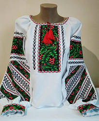 Традиційні вишиванки