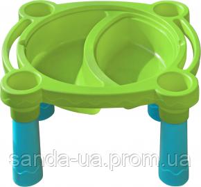 Стол игровой для песка и воды PalPlay 74х66х44 см, 26688