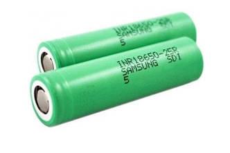 Аккумулятор Samsung 18650 4.2V 1200 | Аккумуляторная батарея 1200 mAh