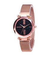 Часы Sky Watch РОЗОВЫЕ | Женские наручные часы